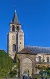 Abbotskloster av Helgon-Germain-des-Pres, Paris Royaltyfri Fotografi