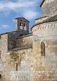 Abbotskloster av S Maria Assunta Royaltyfri Bild