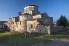 Abbotskloster av S Maria Assunta Arkivbild