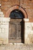 Abbotskloster av San Galgano Royaltyfri Fotografi