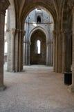 Abbotskloster av San Galgano Arkivbild