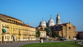Abbotskloster av Santa Giustina Royaltyfria Foton