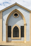 Abbotskloster av Santa Maria de Viaceli i Cobreces, Spanien Arkivfoto