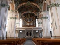 Abbotskloster av St-fräckhet Royaltyfri Bild