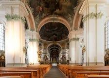 Abbotskloster av St-fräckhet Arkivbilder