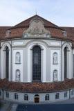 Abbotskloster av St Gallen på Schweiz Royaltyfri Fotografi