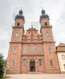 Abbotskloster av St Peter av den svarta skogen Fotografering för Bildbyråer