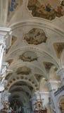 Abbotskloster av St Peter i den svarta skogen Royaltyfria Bilder