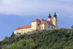 Abbotskloster av Tihany Royaltyfri Foto