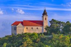 Abbotskloster av Tihany Royaltyfria Bilder
