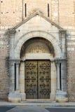 Abbotskloster av Tournus, Frankrike Royaltyfria Foton