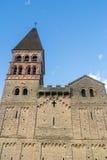 Abbotskloster av Tournus, Frankrike Royaltyfria Bilder
