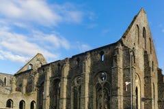 Abbotskloster av Villers-La-Ville Arkivfoto