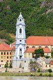 Abbotskloster för DÃ-¼rnstein Royaltyfri Fotografi
