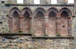 Abbotskloster fördärvar, Ardfert, Irland Royaltyfri Fotografi