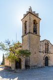 Abbotskloster i berget, Spanien, Aragon Royaltyfri Fotografi