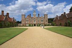 Abbotskloster i England royaltyfri foto