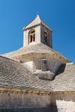 Abbotskloster i franska Senanque Royaltyfria Foton