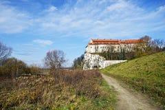 Abbotskloster i Polen Royaltyfria Foton