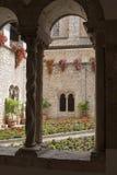 Abbotsklosterinre Arkivbilder