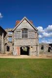 abbott akra kasztelu domu priory s Zdjęcie Royalty Free