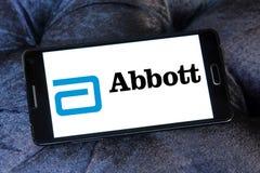 Abbott logo Royaltyfri Fotografi