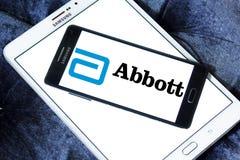 Abbott logo Stock Image