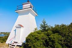 Abbott's Harbour Lighthouse Stock Images