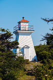 Abbott's Harbour Lighthouse Royalty Free Stock Photo