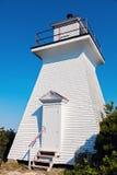 Abbott's Harbour Lighthouse Stock Image
