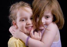 Abbracci Fotografia Stock