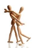 Abbraccio Immagine Stock