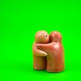 Abbraccio Fotografia Stock