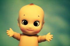 Abbraccio della bambola Fotografia Stock Libera da Diritti
