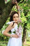 Abbraccio della natura Fotografia Stock