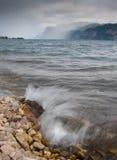 Abbrechende Welle Stockbilder