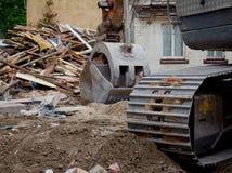 Abbruchgelände in Melbourne Lizenzfreies Stockfoto