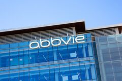 Free AbbVie Building Corporate Office Stock Images - 213593264