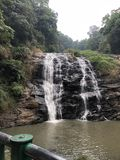 Abby Falls in Coorg Stock Photography