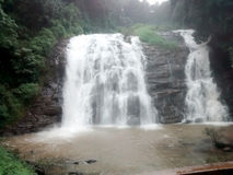 Abby falls. Situated near madikere Coorg Stock Photography
