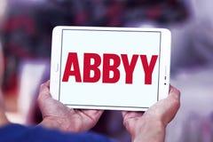 ABBYY firmy softwarowa logo Zdjęcie Stock