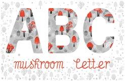 ABC, αλφάβητο Στοκ Εικόνες