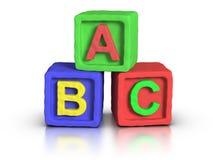 abc παιχνίδι ομάδων δεδομένων απεικόνιση αποθεμάτων