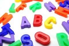ABC Foto de archivo libre de regalías