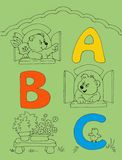 ABC Stockfotos