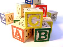 ABC fotos de stock