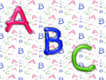 ABC Image stock