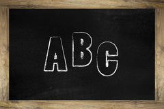 Abc Royalty Free Stock Image