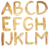 ABC Imagen de archivo libre de regalías