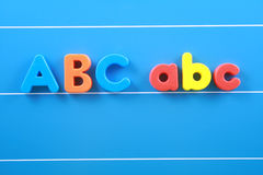ABC Stock Image
